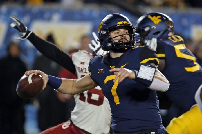Will Grier Scouting Report