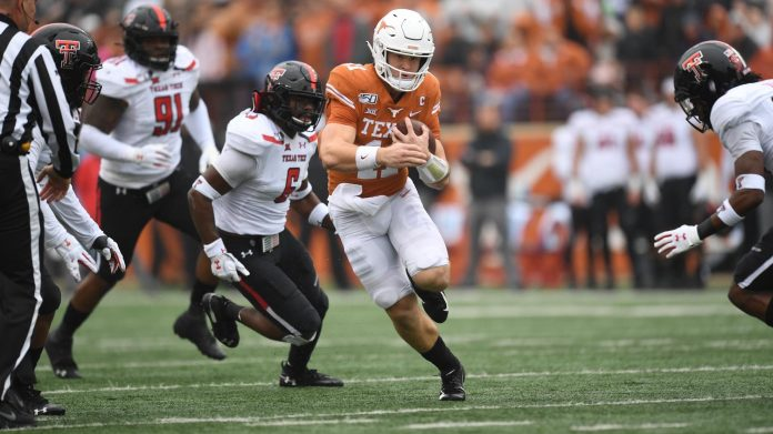 Sam Ehlinger Texas